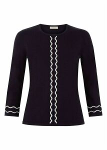 Danielle Sweater Navy