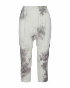 ENZA COSTA TROUSERS 3/4-length trousers Women on YOOX.COM