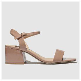 Schuh Pale Pink Harmony Low Heels