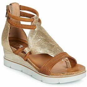 Mjus  TAPASITA  women's Sandals in Gold