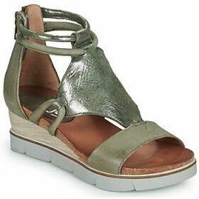 Mjus  TAPASITA  women's Sandals in Green