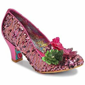 Irregular Choice  CARIAD  women's Court Shoes in Pink