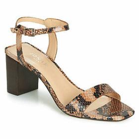 Jonak  VRISTO  women's Sandals in Brown