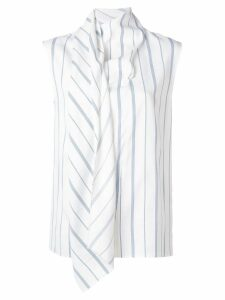Joseph Birley striped blouse - White