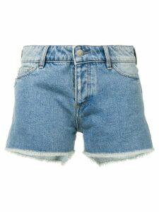 Zadig & Voltaire Bays denim shorts - Blue