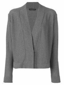 Fabiana Filippi v-neck cardigan - Grey