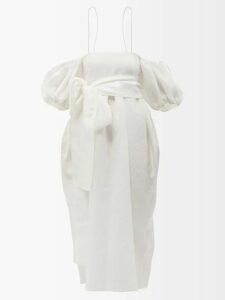 Giambattista Valli - Floral Print Silk Chiffon Blouse - Womens - Black Multi