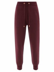 Martine Rose - Striped Slim-fit Cotton-poplin Shirt - Womens - Green Multi