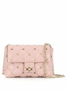 Valentino Valentino Garavani Candystud shoulder bag - Pink