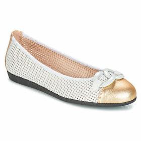 Hispanitas  CAPRI-V9  women's Shoes (Pumps / Ballerinas) in White