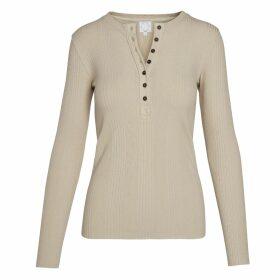Nissa - Viscose Tie Waist Dress With Pearl Details