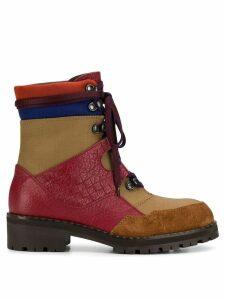Bottega Veneta ankle-length boots - Green