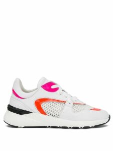 Casadei Panther Fluo sneakers - White