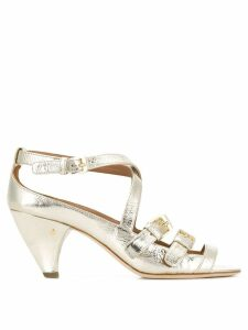 Laurence Dacade Teodora strappy sandals - Gold
