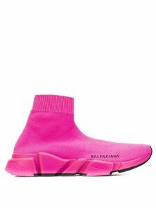 Balenciaga Speed sock sneakers - PINK
