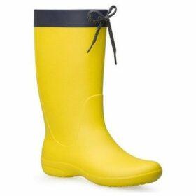 Crocs  Freesail Rain Boot  women's Wellington Boots in multicolour
