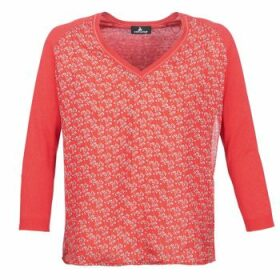 One Step  ROBINA  women's Sweater in Red