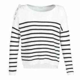 Ikks  BN18195-11  women's Sweater in White