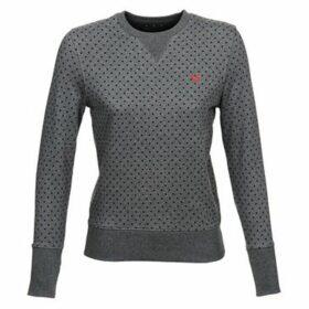 Fred Perry  G5790  women's Sweatshirt in Grey