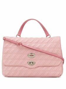 Zanellato Postina tote bag - Pink