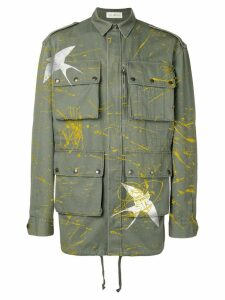 Faith Connexion customisable parka jacket - Green