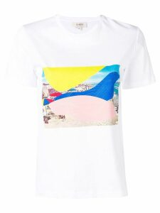 Isa Arfen photographic print T-shirt - White