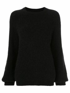 Rebecca Vallance Luxe knit sweater - Black