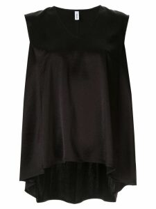 08Sircus satin top - Black