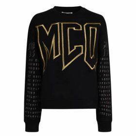 McQ Alexander McQueen Mcq Tour Sweatshirt