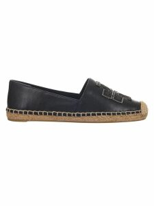 Tory Burch Embroidered Espadrilles