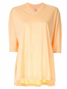 08Sircus jersey T-shirt - ORANGE