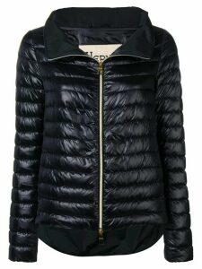 Herno classic padded jacket - Black