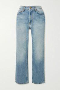 Ninety Percent - Linda Oversized Organic Cotton-jersey Sweatshirt - Ivory