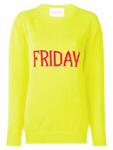 Alberta Ferretti Friday sweater - Yellow