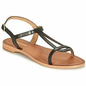 Les Tropéziennes par M Belarbi  HAMESS  women's Sandals in Black