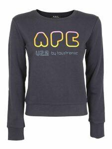 P.C.A.c. Logo Print Sweatshirt