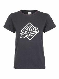 P.C.A.c. Logo Print T-shirt
