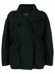 Isabel Marant Emmett coat - Blue