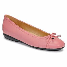 Geox  D ANNYTAH  women's Shoes (Pumps / Ballerinas) in Pink