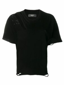 AMIRI Slash T-shirt - Black