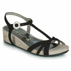 Unisa  BIRINA  women's Sandals in Black