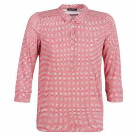 Marc O'Polo  CARACOLIBE  women's Shirt in Red