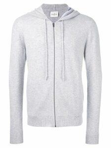 Le Kasha 'Jaipur' zipped hoodie - Grey