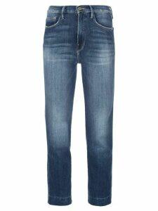 FRAME straight-leg jeans - Blue