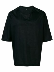 Not Guilty Homme 3/4 sleeves T-shirt - Black