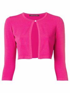 Antonino Valenti cropped cardigan - Pink