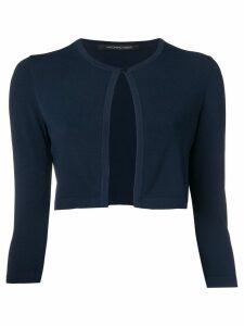 Antonino Valenti cropped cardigan - Blue