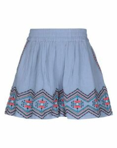 PEPE JEANS TROUSERS Shorts Women on YOOX.COM