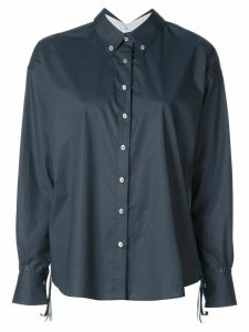 Le Sarte Pettegole button down shirt - Blue