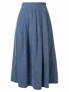 Ulla Johnson A-line skirt - Blue
